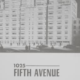 1025 Fifth Avenue, South Bu...