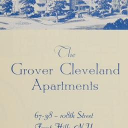 The     Grover Cleveland Ap...