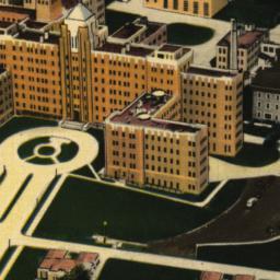 Aerial View, U. S. Marine H...