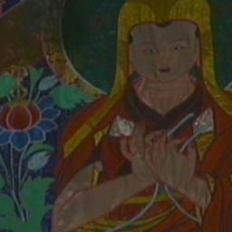 Scenes of Shalu monastery, ...