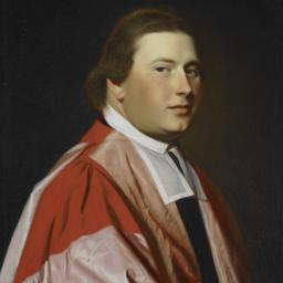 Portrait of Rev. Myles Coop...