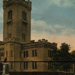 Armory, White Plains, N. Y.
