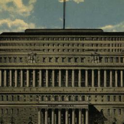 The     New Court House, Ne...