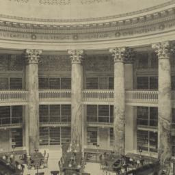 Interior of the Library: Ne...
