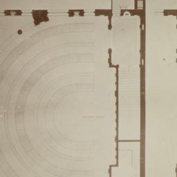 Plan of Clearing Room, Four...