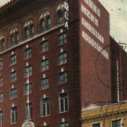 23rd. St. Y.M.C.A. Building...