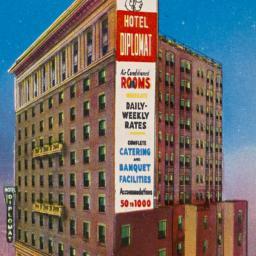 New York's Diplomat Hotel