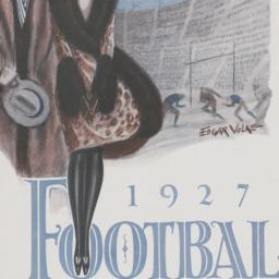 Football Game Program - Sep...