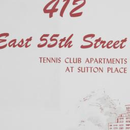 412 East 55th Street