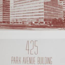 425 Park Avenue, 2nd To 11t...