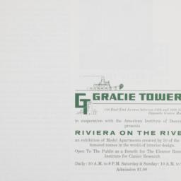 Gracie Towers, 180 East End...