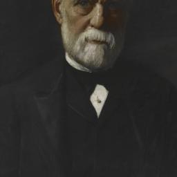 Portrait of Abram S. Hewitt...