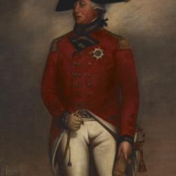 Portrait of George III, Kin...