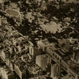 Air-vista of Central Park W...
