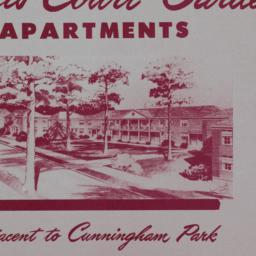 Hollis Court Apartments, Be...