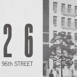 126 West 96th Street