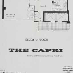 Capri, 1700 Grand Concourse...