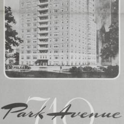 710 Park Avenue, Plan Of 18...