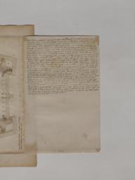 Serlio Book VI Plate 31 text recto