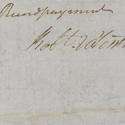 [Checks, [manuscript]