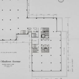 666 Madison Avenue, Plan Of...