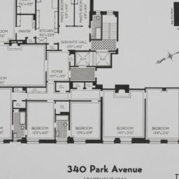 340 Park Avenue, Apartment ...