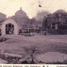 116th St. Station, Subway, ...