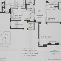 1220 Park Avenue, Apartment...