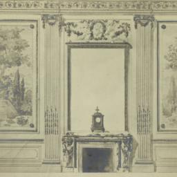 [Interior elevation]