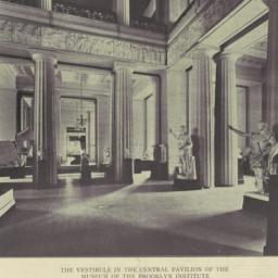 The     Vestibule in the ce...
