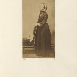 Jane Welsh Carlyle Standing...