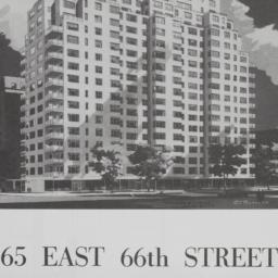 165 E. 66 Street, Apts. B A...