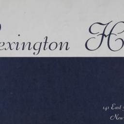 Lexington House, 141 E. 56 ...