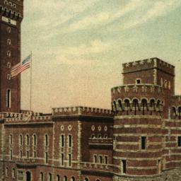 71st Regiment Armory, New Y...