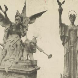 War--Carl Bitter, Sculptor....