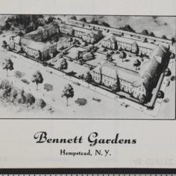 Bennet Gardens, Bennett Ave...