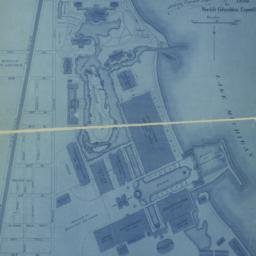 Map of Jackson Park showing...