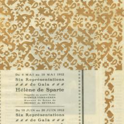 Grande Saison de Paris: Six...