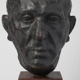 Portrait Bust of Dr. I. C. ...
