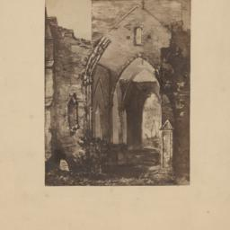 Mounted Reproduction of a D...