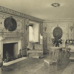 Mrs. Poor's reception room,...