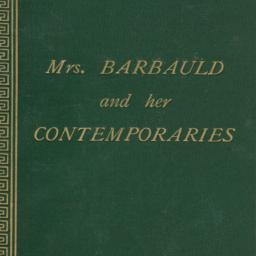 Mrs. Barbauld and Her Conte...