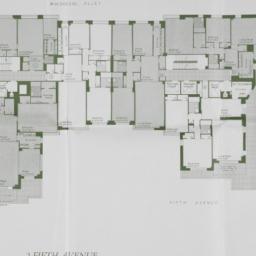 2 Fifth Avenue, Plan Of 19t...