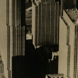 Air View of Rockefeller Cen...