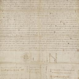 Papal bull, 1246, Dec. 4, P...