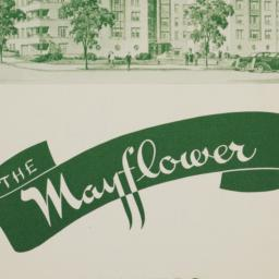 The     Mayflower, 1820 Cor...