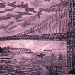 New York & Williamsburg Bridge