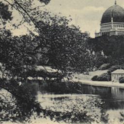 Boys' Lake, Central Park an...