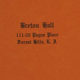 Breton Hall, 111-20 Payne P...