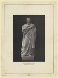 Greek philosophy: Plato. Herbert Adams: sculptor